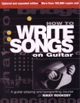 Cover of How to Write Songs on Guitar revised edition