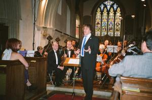 Performance of the Tayport Concerto 2009